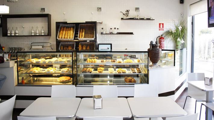 Traspaso cafetería pastelería