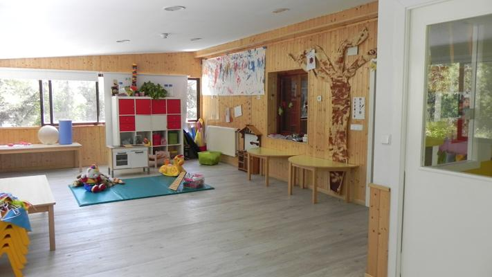 Traspaso escuela infantil