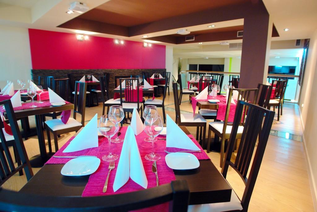 Restaurante en San Blas. Madrid.