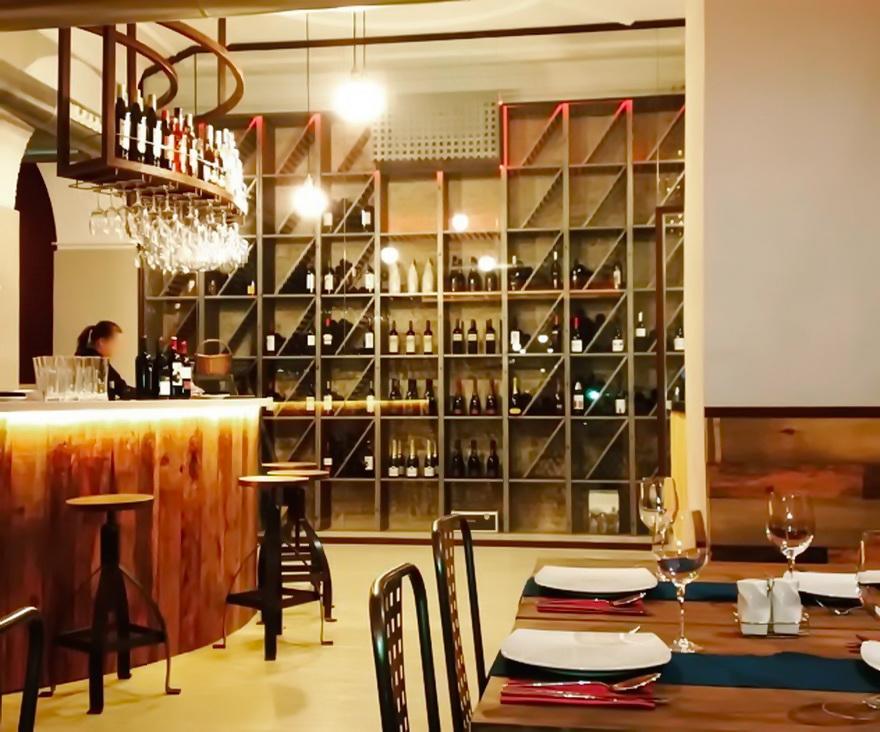 Restaurante en palacete. Oportunidad.
